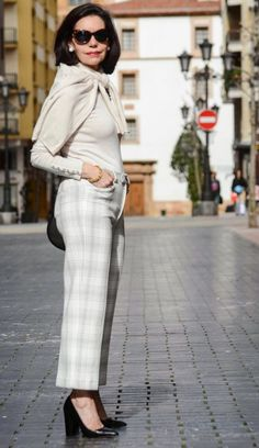 Стильные осенние образы для женщин элегантного возраста