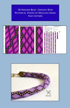 2235 Besten Peyote Muster Bilder Auf Pinterest Bead Crochet