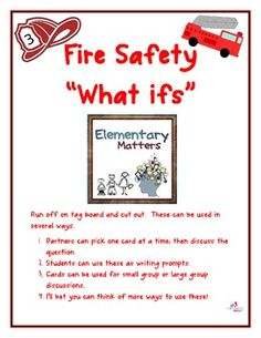 Lesson plan sos october family fire safety plan homework for Family fire safety plan