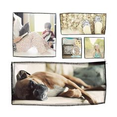 4 Concepts for Collages, Diptychs, Album Pages, etc. - via http://bit.ly/epinner