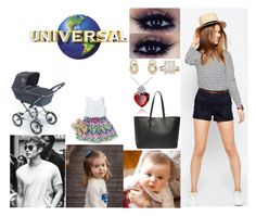 """""""Celia's Birthday Day 1 Orlando: The Duke and Duchess of Kent going to Universal Studios"""" by dawn-wales ❤ liked on Polyvore featuring David Yurman, Betteridge, ASOS, Yves Saint Laurent and The Children's Place"""