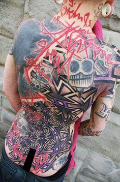 Tattoo Artist - Little Swastika | www.worldtattoogallery.com/tattoo_artist/little_swastika