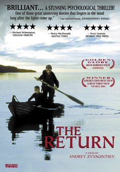 the Return -French series ... Usa has adopted it it will be shown in March on Abc..