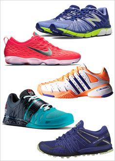 Top 5 fitness: nos cinq chaussures pr�fs
