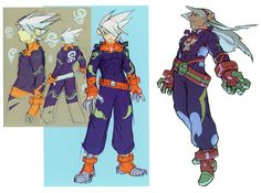 View an image titled 'Fou-lu Concept Art' in our Breath of Fire IV art gallery featuring official character designs, concept art, and promo pictures. Character Poses, Character Design References, Game Character, Character Concept, Concept Art, Game Concept, Character Development, Game Design, Breath Of Fire