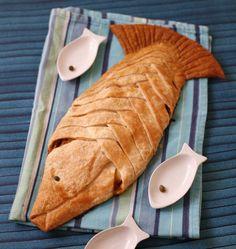 Feuilleté poisson au curry et tomate pour le 1er avril - Ôdélices : Recettes de cuisine faciles et originales !