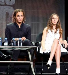 Frank and Alycia at #sdcc2015