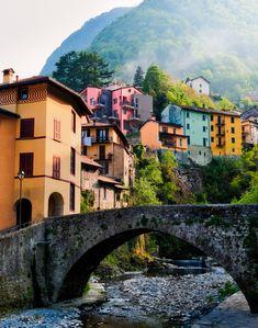 Italian Colour by Jon Reid, via Behance