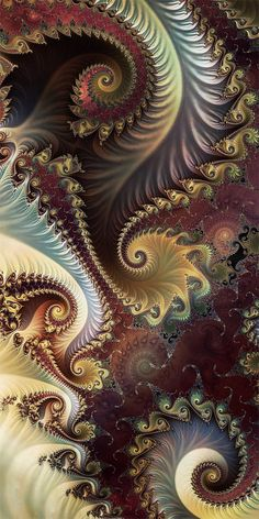 Phoenix Tapestry by on DeviantArt Art Fractal, Fractal Geometry, Fractal Images, Fractal Design, Infinite Art, Cellphone Wallpaper, Psychedelic Art, Les Oeuvres, Creative Art