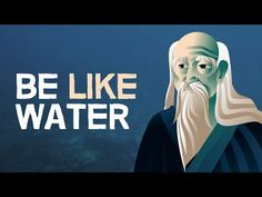 TAOISM | Be Like Water - YouTube Taoism, Buddhism, The Art Of Listening, Buddha Zen, Holy Quotes, Truth Of Life, My Philosophy, Martial Artist, Life Lessons
