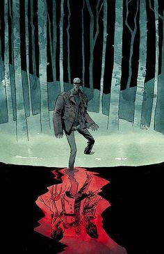 BPRD: VAMPIRE 1 cover