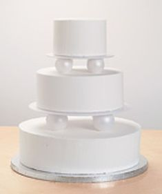 pillar wedding cakes | boards, separator plates and pillars. You may ...