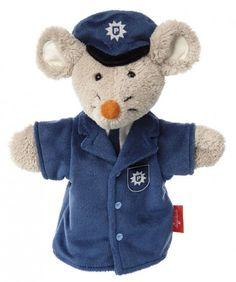 Sweety Handpuppe Polizist