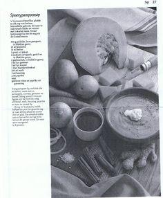 Herfst-soep....