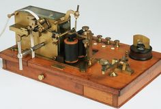Morse Code & the Telegraph Photos — History.com Picture Galleries