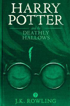 8a24acb62 J. K. Rowling - Harry Potter and The Deathly Hallows Capa Dura, Amazon  Livros, Harry