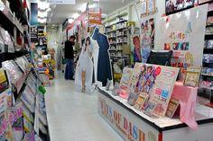 Manga Stores at Akihabara - From Walking through Akihabara, Fetish Japan and the Crazy Otaku Culture