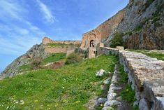 An awesome day trip to Corinth from Athens, exploring the Ancient Corinth, Corinth Canal and the impressive fortress of Acrocorinth. Mykonos Greece, Crete Greece, Athens Greece, Santorini, Corinth Greece, Corinth Canal, Greece Vacation, Greece Travel, Places To Travel