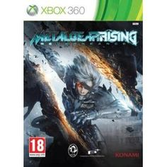 Metal Gear Rising Revengeance Game Xbox 360 | http://gamesactions.com shares #new #latest #videogames #games for #pc #psp #ps3 #wii #xbox #nintendo #3ds