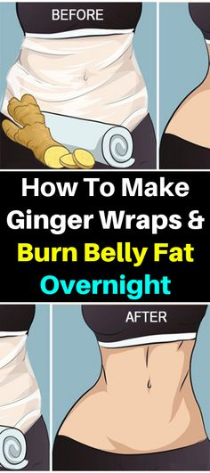 Learn to Burn Fat in 2 Minutes - How To Make Ginger Wraps Burn Belly Fat Overnight - DOMUS Remedy Learn to Burn Fat in 2 Minutes - Belly Fat Burner Workout Yoga Inspiration, Ginger Wraps, Detox Cleanse For Weight Loss, Bebidas Detox, Fitness Armband, Stubborn Belly Fat, Fat Belly, Losing Belly Fat Diet, Trying To Lose Weight