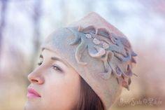 Фантазийная шляпка 16004