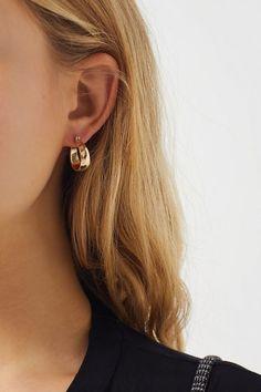 f2a429212 gold earrings Small Gold Hoop Earrings, Small Gold Hoops, Silver Earrings,  Pearl Earrings
