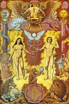 Twin Flames on monogamy and sacred marriage