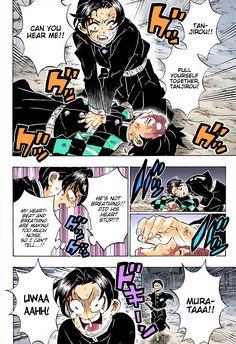 Kimetsu no Yaiba – Digital Colored Comics Chapter 186 Demon Slayer, Slayer Anime, Manga Art, Manga Anime, Gatomon, Comic Book Template, Manga Online Read, Black Clover Anime, Demon Hunter