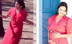 Esha Deol gives Hema Malini credit for her maternity style. See photo