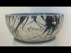 Diy vaso rústico de cimento, muito fácil de fazer. rustic concrete vase - YouTube