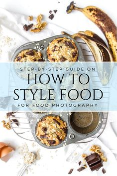 Learn how to take amazing, drool-worthy photos with this visual step-by-step guide on how to style food for food photography like a professional! Let's do this!
