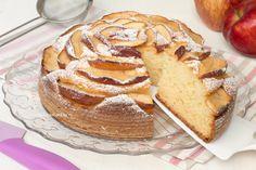 La Torta Mele e Ricotta è un dolce Soffice come una nuvola, profumato e delizioso, si scioglie in bocca e si prepara senza grassi, senza olio e senza burro!