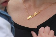 Image of Mutha Necklace