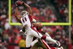 Larry Fitzgerald makes another amazing catch!
