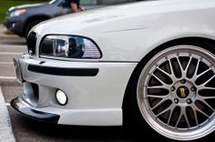BMW E39 M5. My dream car as a child.