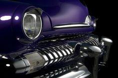 Mercury Sedan 1951 Top Chop