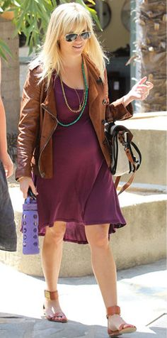 Reese Witherspoon in the Gladys sandals