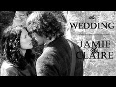 ▶ Jamie & Claire || The Wedding || Outlander - YouTube.  Amazing fan-made video using clips from the wedding episode, and featuring a haunting version of Chris Isaac's 'Wicked Game' performed by Karliene Reynolds.  Wow, I had 4.5 solid minutes of chills and goosebumps the first time I viewed this video, so moving.