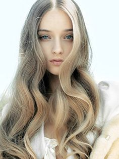 Gorgeous, natural and healthy looking hair!