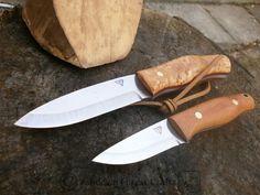 New design of neck knife - December 2014