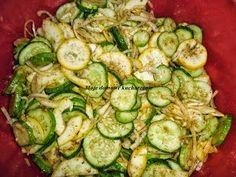 Zucchini, Food And Drink, Menu, Baking, Vegetables, Menu Board Design, Bakken, Vegetable Recipes, Backen