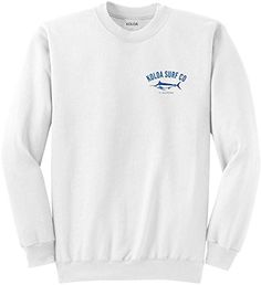 bd1c092a2bfc80 Amazon.com: Koloa Surf Hawaiian Blue Marlin Logo T-Shirts,Tanks and  Hoodies: Clothing