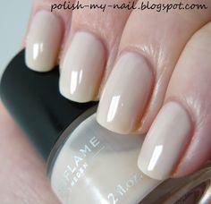 Oriflame - Pure Colour Sheer Cream nail polish