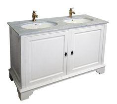 Badrumsmöbel m. 2 vask