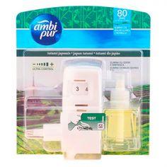 Ambi Pur - AMBIPUR ambientador electrico completo tatami 215 ml - 543