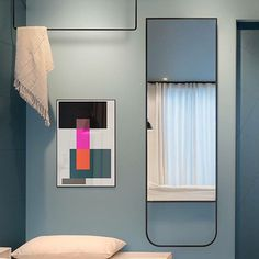 From the colour masterminds of @notedesignstudio - a residential project in Stockholm featuring Wrong Geometry 01 by Wrong Studio for #papercollective ✌️