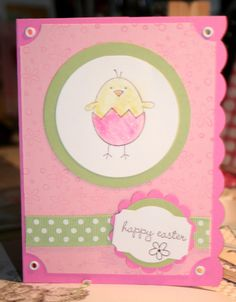 Easter card #stampinup #eastercard #classic