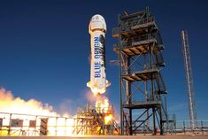 New Shepard has launched and landed successfully four times to date. Blue Origin