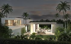 Villa in La Cerquilla | Golf valley Marbella, Spain | Tobal Architects