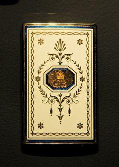 Faberge cigarette case